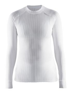 Craft Active extreme 2.0 CN lange Ärmel Unterwäsche Weiß Damen