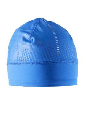 Craft Livigno Printed Mütze Blau
