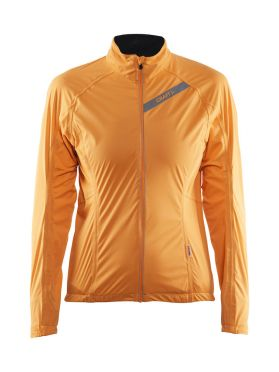 Craft Belle rain Radjacke Orange Damen
