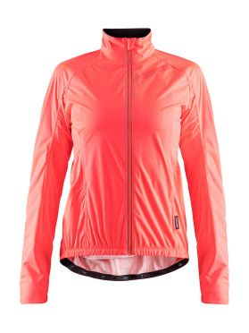 Craft Belle rain Radjacke Rosa Damen