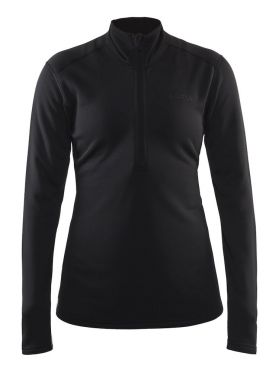 Craft Sweep halfzip Ski Pullover Schwarz Damen