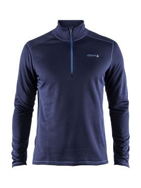 Craft Sweep halfzip Ski Pullover Blau/Imperial Herren