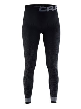 Craft warm intensity Ünterhose lang Schwarz Damen