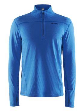 Craft Pin halfzip Ski Pullover Blau/Ray Herren