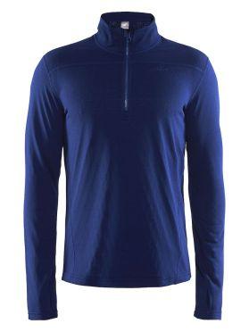 Craft Pin halfzip Ski Pullover Blau/soul Herren