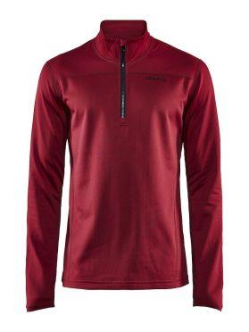 Craft Pin halfzip Ski Pullover Rot Herren
