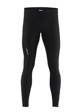 Craft Radiate Laufhose Tight Schwarz Herren