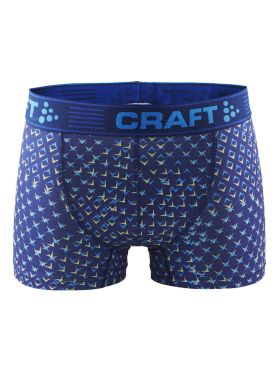 Craft greatness boxer 3-inch Blau/Thunder Herren
