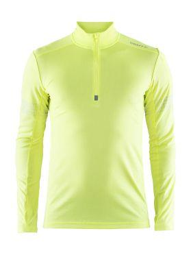 Craft Brilliant 2.0 halfzip Ski Pullover Gelb Herren