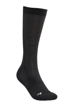 Craft Warm Mid Socken Schwarz