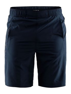 Craft Deft stretch Laufshort Blau Herren
