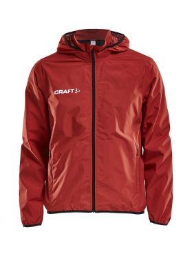 Craft Rain Trainingsjacke Rot Herren