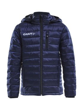 Craft Isolate Trainingsjacke Blau/Navy junior