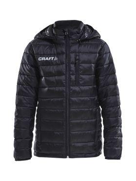 Craft Isolate Trainingsjacke Schwarz Kinder