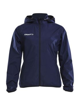 Craft Rain Trainingsjacke Blau/Navy Damen
