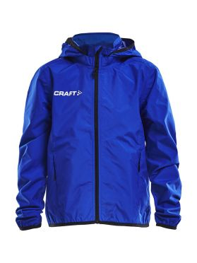 Craft Rain Trainingsjacke Blauw/Cobolt Kinder
