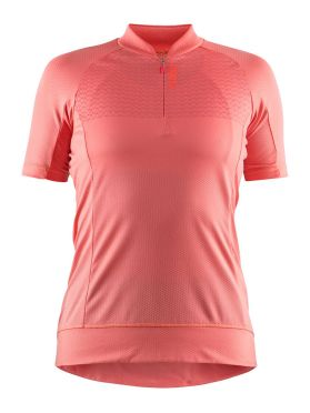 Craft Rise Radtrikot Rosa Damen