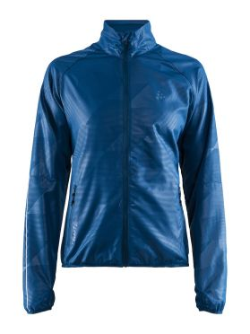Craft Eaze Laufjacke Blau Damen
