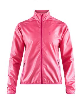 Craft Eaze Laufjacke Rosa Damen