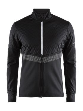 Craft Urban run thermal wind Laufjacke Schwarz Herren
