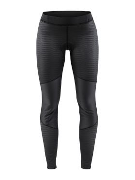 Craft Ideal wind tight Radhose Schwarz/Streifen Damen