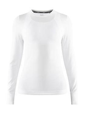 Craft Fuseknit comfort Langarm Unterwäsche Weiß Damen