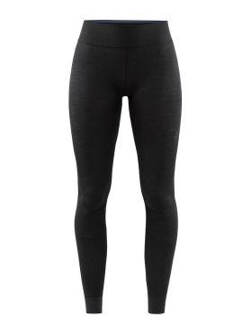 Craft Active Fuseknit Comfort lange Unterhose Schwarz Damen