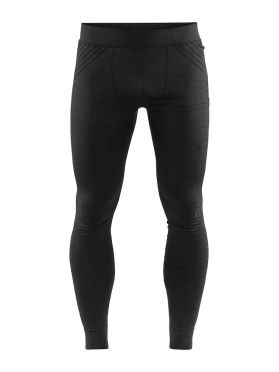 Craft Active Fuseknit Comfort lange Unterhose Schwarz Herren