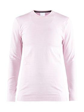 Craft Warm comfort Langarm Unterwäsche Rosa Damen