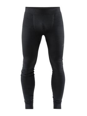 Craft Warm comfort lange Unterhose Schwarz Herren