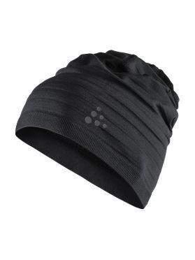 Craft Warm comfort Mütze Schwarz