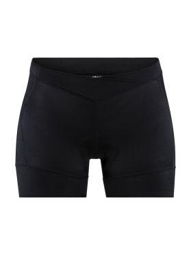 Craft Essence hot pants Radhose Schwarz Damen