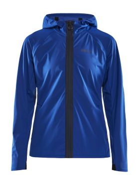 Craft Hydro Laufjacke Blau Damen