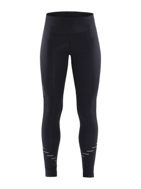 Craft Lumen Urban run Laufhose Tight Schwarz Damen