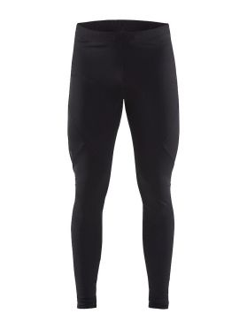 Craft Essential warm Laufhose Tight Schwarz Herren