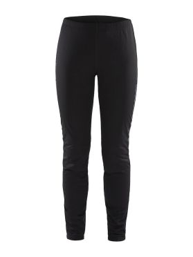 Craft Storm Balance tights Langlaufhose Schwarz Damen