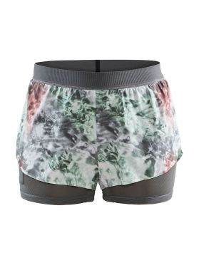 Craft Vent 2 in 1 Racing Laufshort Multi Damen