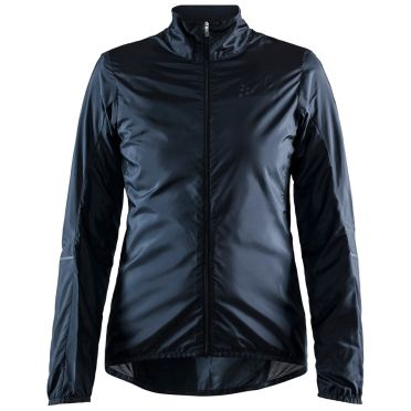 Craft Essence Light Wind Radjacke Schwarz Damen