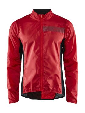 Craft Essence Light Wind Radjacke Rot Herren
