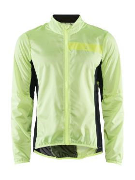 Craft Essence Light Wind Radjacke Gelb Herren
