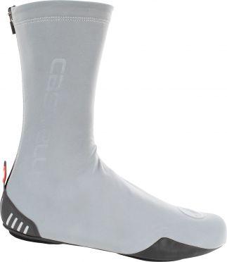 Castelli Reflex shoecover Überschuhe Silber Herren
