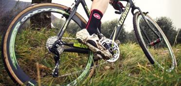 Fahrrad-Socken