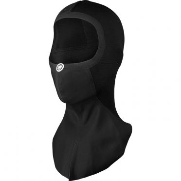Assos Face mask winter Schwarz