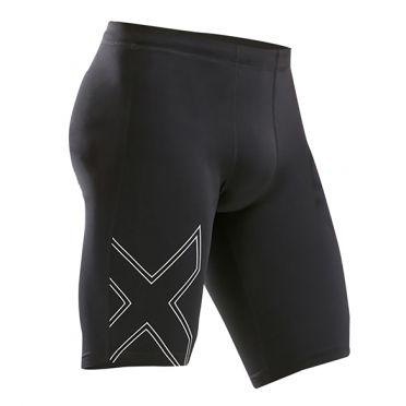 2XU Aspire Kompression shorts Schwarz Herren