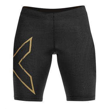 2XU MCS Run Kompression shorts Schwarz Damen