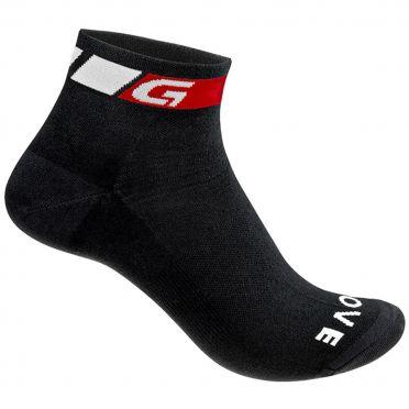 Gripgrab Radsport-Socken Low Schwarz