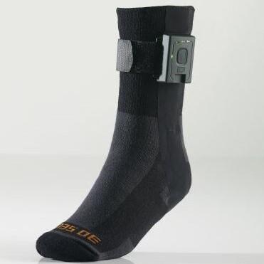 30Seven beheizten Socken kurz