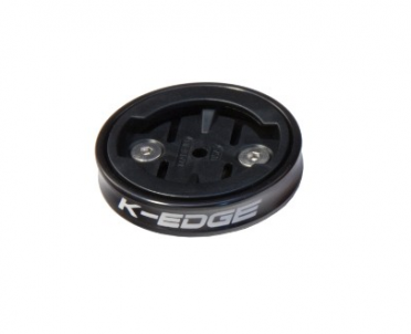 K-Edge Garmin gravity top cap mount Schwarz