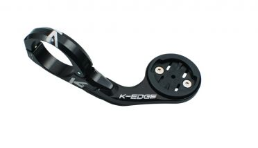K-Edge Garmin pro XL mount 31.8mm Schwarz
