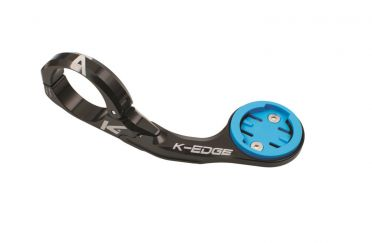 K-Edge Wahoo ELEMNT mount 31.8mm Schwarz